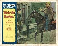 Border City Rustlers , Lobby Card , 1953, 11x14