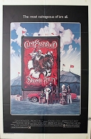 Bronco Billy, 1980, Clint Eastwood, Original 1 Sheet (27x41)