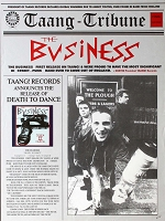 The Business, Appearance Poster, Circa 1996, 16x23.75 , Guaranteed Original!