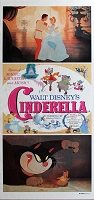 Cinderella, R73, Disney Animation, Re-Release Australian Daybill (13x28)