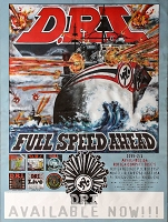 DRI, Appearance Poster, Circa 1995, 17.50 x 24 , Guaranteed Original!