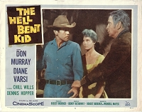 Hell Bent Kid, Lot of 3 Lobby Cards , 1958, 11x14