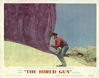 Hired Gun, Lobby Card , 1957, 11x14