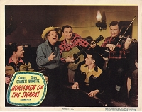 Horsemen of the Sierras, Lobby Card, 1949,  11x14