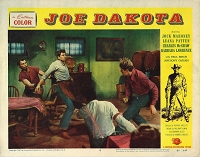 Joe Dakota, Lobby Card , 1957, 11x14