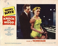 Knock on Wood, Original Lobby Card #5, 11x14