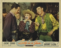 Lady in a Jam, Lobby Card, 1942,  11x14
