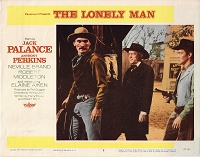 Lonely Man, Original Lobby Card , 1957, 11x14