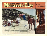 Minnesota Clay, 1965, Original Lobby Card, 11x14