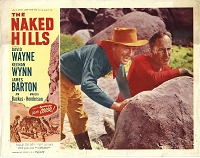 Naked Hills, Original Lobby Card, 1956, 11x14