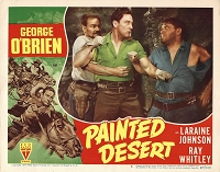 Painted Desert, Lobby Card, R47,  11x14