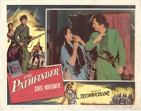 Pathfinder, Lobby Card , 1953, 11x14