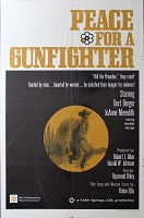 Peace for a Gunfighter, 1966, Original One Sheet (27x41)