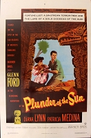 Plunder of the Sun, 1953, Glenn Ford, Original 1 Sheet (27x41)