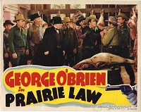 Prairie Law, Lobby Card, R49,  11x14