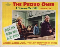 Proud Ones, Lobby Card , 1956, 11x14