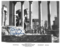 Ray Harryhausen, 1920-2013, 20 Million Miles to Earth Autographed Photo (8x10)