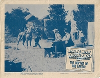 Riding with Buffalo Bill, Chapter 11 Lobby Card , 1954, 11x14