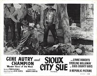 Sioux City Sue, Lobby Card , R53, 11x14