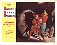 Son of Belle Star, Original Lobby Card , 1953, 11x14