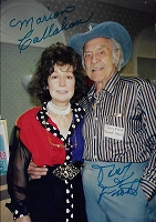 Terry Frost 1906-1993, Marion Callahan , Candid Autographed Photo (4x6)