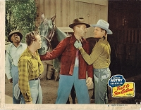 Trail to San Antone,  Lobby Card #2, 1947, 11x14
