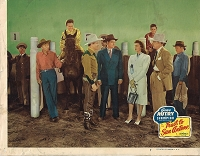 Trail to San Antone,  Lobby Card #7, 1947, 11x14