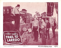 Trail to Laredo,  Lobby Card, 1948, 11x14