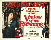 Valley of the Redwoods, Title Card , 1960, 11x14