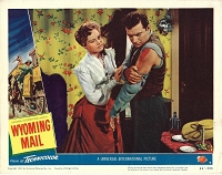 Wyoming Mail, Original Lobby Card , 1950, 11x14