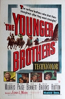 Younger Brothers, 1949, Wayne Morris, Original 1 Sheet (27x41)