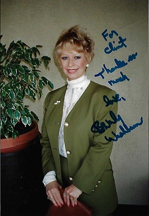 Beverly Washburn, Old Yeller,  Candid Autographed Photo (4x6)
