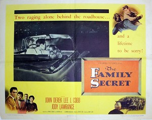 The Family Secret (1951) Original Half Sheet (22x28