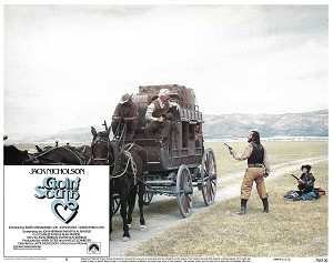 Going South , 1978, Jack Nicholson, Original Lobby Card #6, 11x14