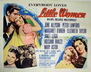 Little Women, R-62, Re-Release Half Sheet (22x28